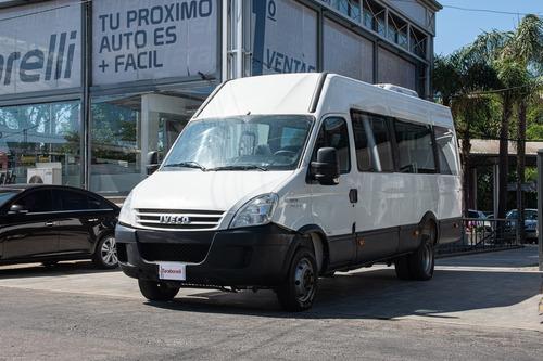 Iveco Daily 2016 3.0 City Bus 50c16 155cv 3950 19+1