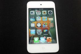 iPod Touch 8gb Seminovo - 4a Geração Branco