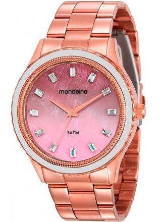 Relógio Feminino Mondaine 78747lpmvrs2