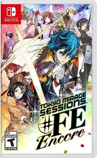 Tokyo Mirage Sessions #fe Encore Standard- Nintendo Switch