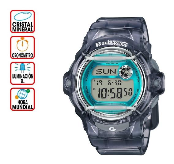 Reloj Casio Baby-g Splash Bg-169r-8b