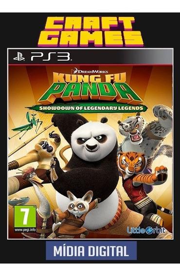 Kung Fu Panda Confronto De Lendas Ps3 Original Envio Imediato Psn!