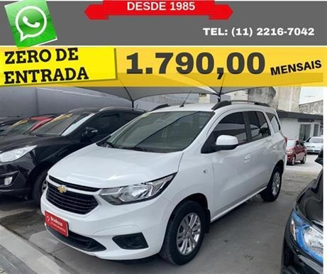 Chevrolet Spin Lt 1.8 8v Econo.flex 5p Aut. 2019