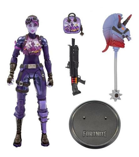 Fortnite Action Figures - Dark Bomber (18cm)