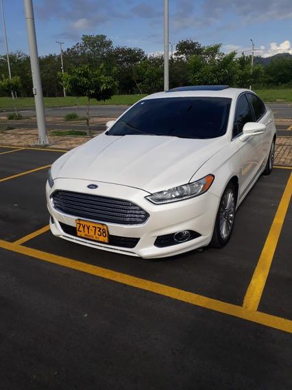 Ford Fusion Ford Fusion Titanium 2014