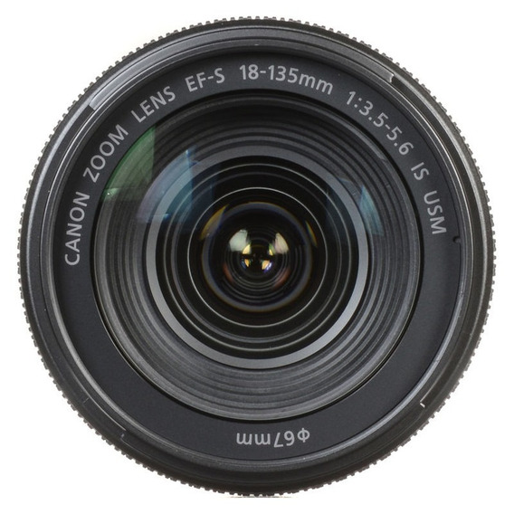 Lente Canon Ef-s 18-135mm F/3.5-5.6 Is Stm Envio Nano Usm...