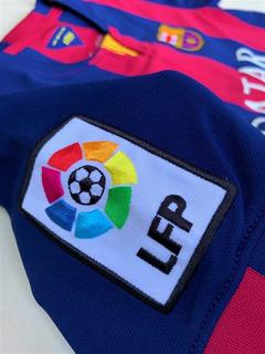 Camisa De Futebol Infantil Barcelona