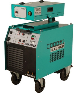Máquina De Solda Retificadora Br-450 Dc - Balmer