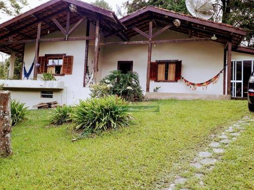 Imagem 1 de 15 de Chácara Com 3 Dormitórios À Venda, 6000 M² Por R$ 980.000,00 - Sapucai Mirim - Sapucaí-mirim/mg - Ch0422