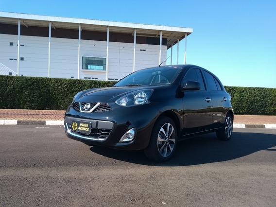 Nissan March 2017 1.6 16v Sl