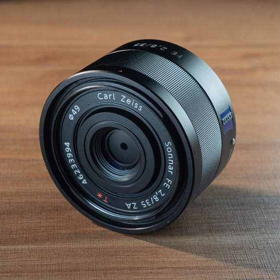 Sony 35mm 2.8