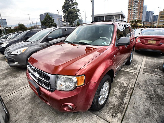 Ford Escape Xlt Sec 3,0 4x4