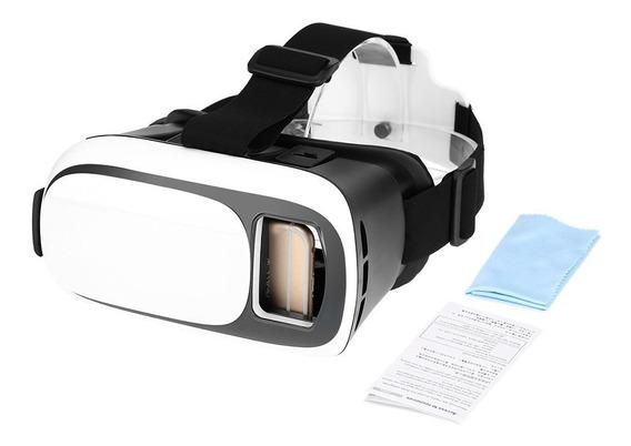 Vr-02 Óculos De Realidade Virtual 3d Vr Box Óculos Headset U