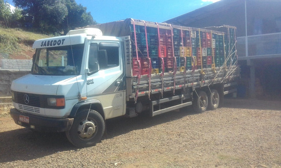 Mb 914 Truck Ano 96