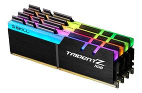 Memória G.skill Tridentz 16gb (2x8gb) 3200mhz F4-3200c16d