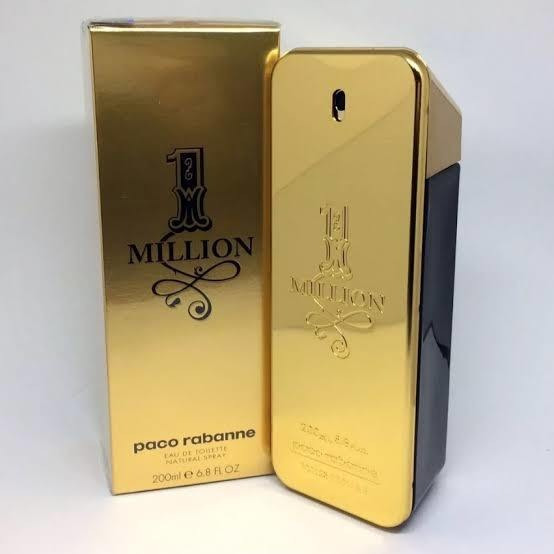 Perfume One 1 Million 200 Ml Original