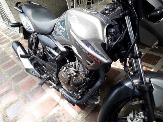 Tvs Apache Rtr 160 2013 Repotenciada Motor Nuevo