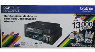 Impresora Brother Dcp-t510w Multifunción