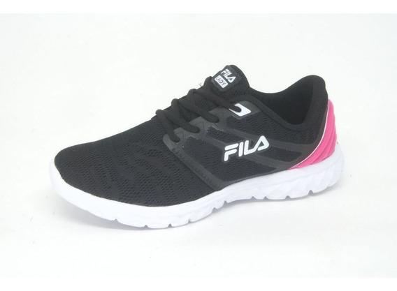 Tênis Feminino Fila Footwear Lady Preto - 82571