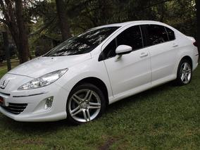 Peugeot 408 Sport 1.6 Thp 2013