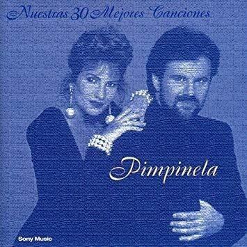 Nuestras 30 Mejores Canciones - Pimpinela (cd)