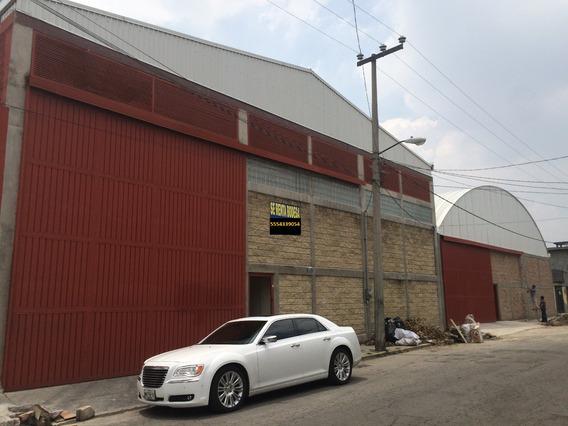 Bodega Comercial O Semi Industrial Via Morelos Xalostoc