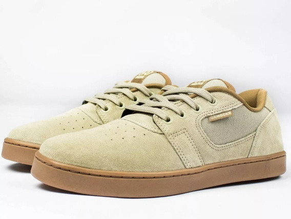 Tenis Hocks De La Calle Cream/natual 500 002
