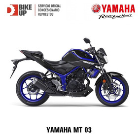 Yamaha Mt03 2018 - Empadronada - Tomamos Tu Usada - Bike Up
