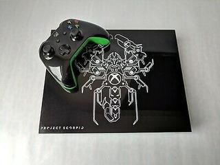 Xbox One Scorpio Limited Edition Employee X Project Edición