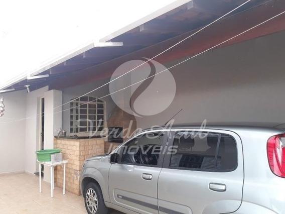 Casa À Venda Em Vila Orozimbo Maia - Ca005517