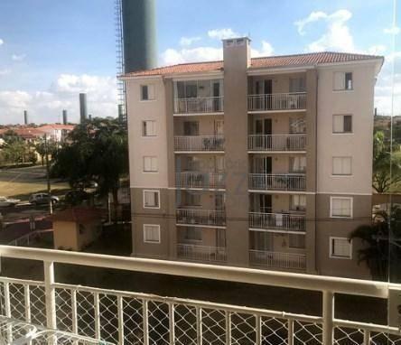 Apartamento Com 3 Dormitórios À Venda, 70 M² Por R$ 280.900,00 - Villa Flora - Sumaré/sp - Ap3491