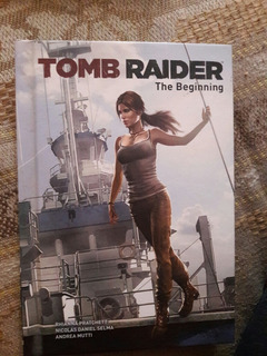 Comic De Tomb Raider
