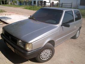 Fiat Uno 98 Impecable Con Solo 91000 Km
