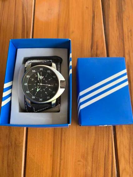 Relógio adidas Originals Pulseira Em Couro
