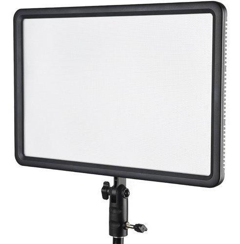 Iluminador Led Godox P260c Bi Color Portátil Fonte Original