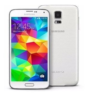 Smartphone Samsung Galaxy S5 16gb G900 Desbl - Vitrine Orig.