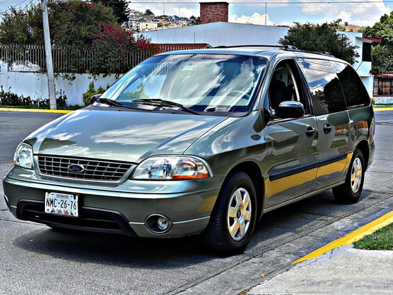 Remato Hermosisima Windstar Lx 2003
