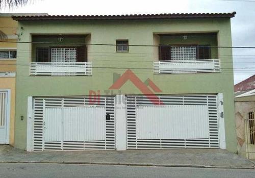 Imagem 1 de 30 de Sobrado Com 2 Dorms, Nova Gerty, São Caetano Do Sul - R$ 1.27 Mi, Cod: 1761 - V1761