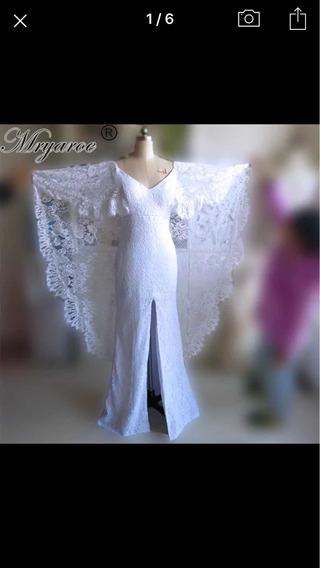 Vestido De Novia Mryarce