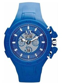 Relógio Armani Exchange Ax1282 Cronograph Seminovo Masculino