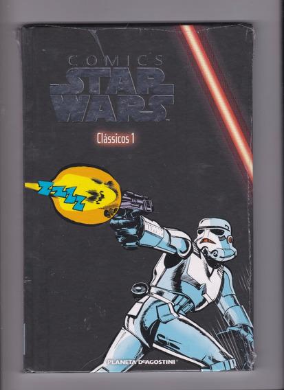 Livro Comics Star Wars Clássicos 1
