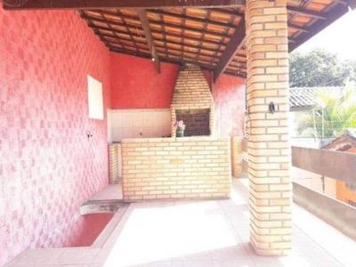 Casa Em Itanhaém J. Suarão A 200 M Da Praia. Ref. 4407 M H