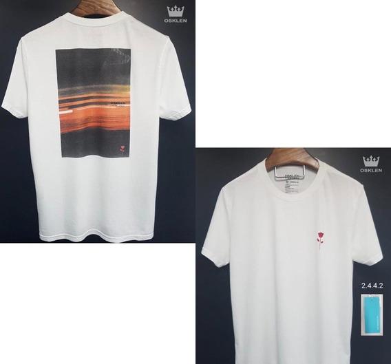 Camisas Osklen Original - Melhor Preço - 5und