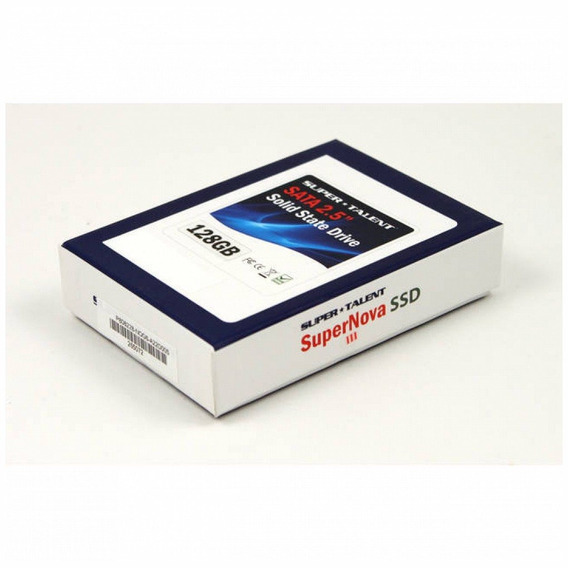 Ssd : Super Talent Supernova3 2.5-inch Sata3 Solid State...