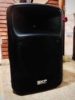 Parlante Potenciado Bluetooth Skp/ Sk-5pbt Usb 500w 101db