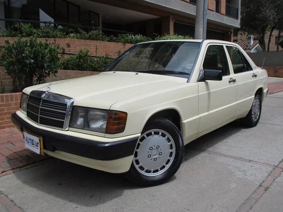 Mercedes Benz 190e 1.8 1800cc Mt Ct