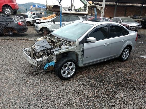 Sucata... Ford Focus Sedan 2.0 Titanium Flex Aut. 4p 2011