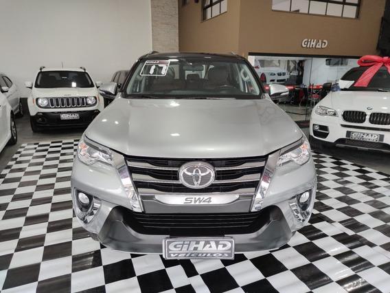 Toyota Hilux Sw4 2.7 Sr 7 Lugares 4x2 16v Flex 4p