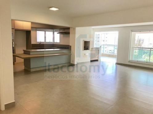 Ref: 3538 Apartamento Lumina Alphaville - 185m² E Acabamento - 3538