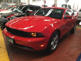 Ford Mustang Gt V8 Aut 2010